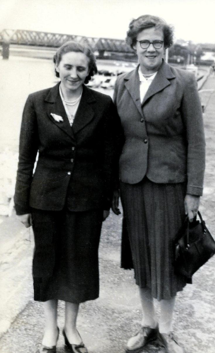 R.I.P. Mrs Effie Mary Wellington (1935-2019)