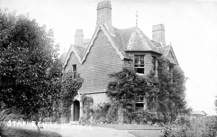 The Rectory at Staplefield (3 of 5)