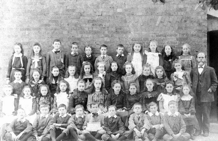 Crawley School 1901