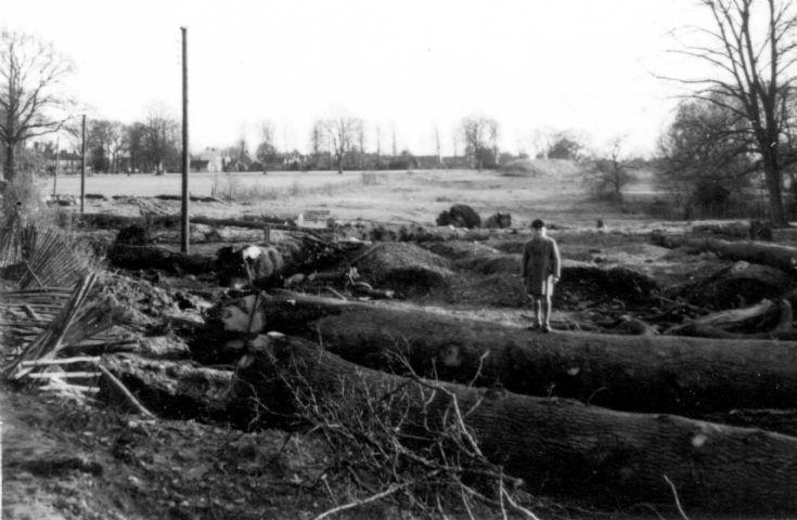Construction of Handcross bypass