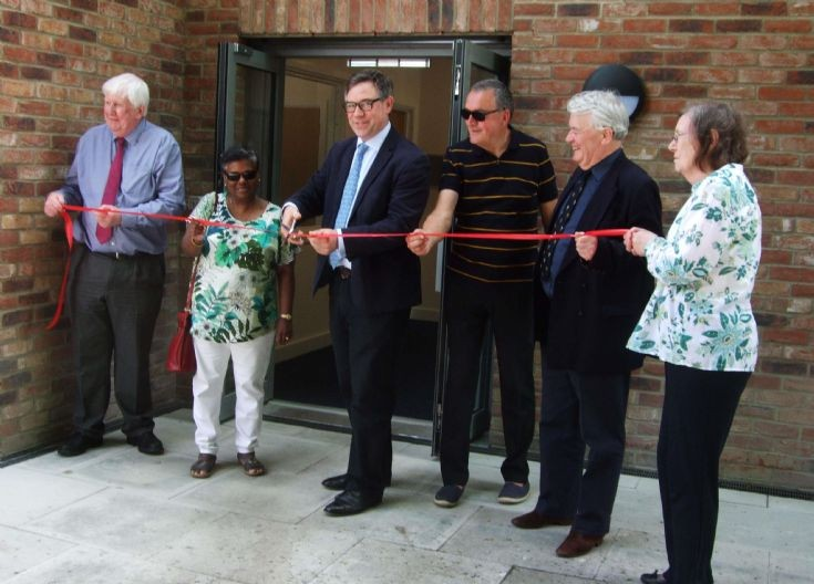 New Community Centre in Pease Pottage
