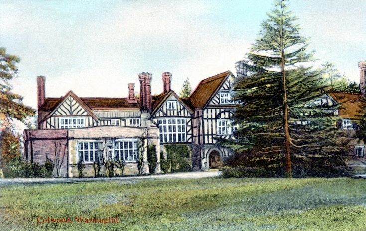 Colwood House, Warninglid