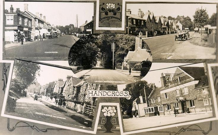 Multi-View Postcard