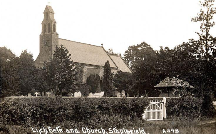 St Mark's church, Staplefield