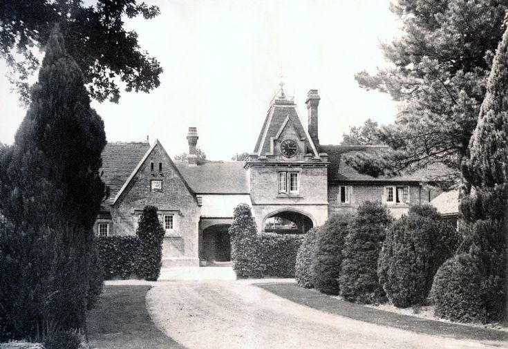 The Stables, Handcross Park