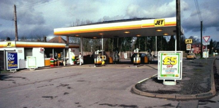 Jet Service Station Pease Pottage