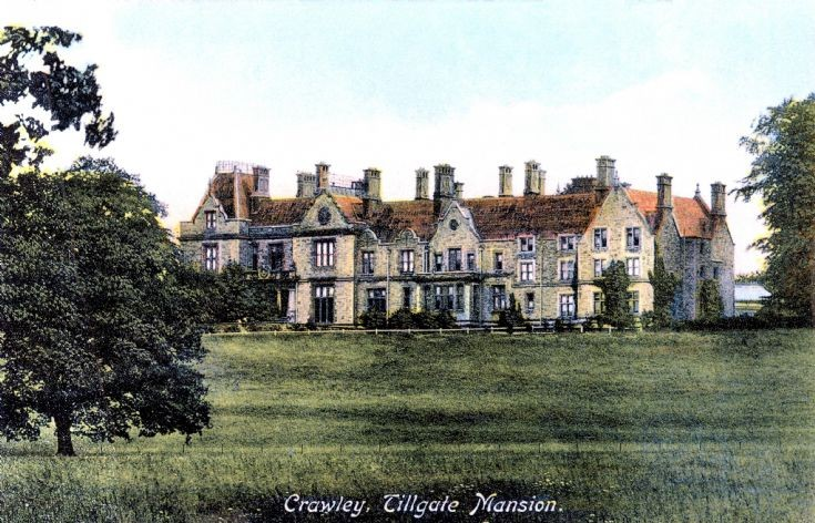 Tilgate Mansion