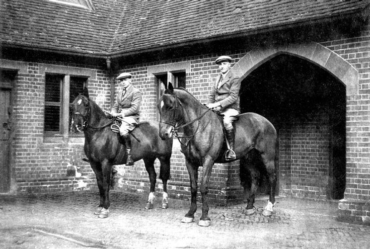 Tilgate stables