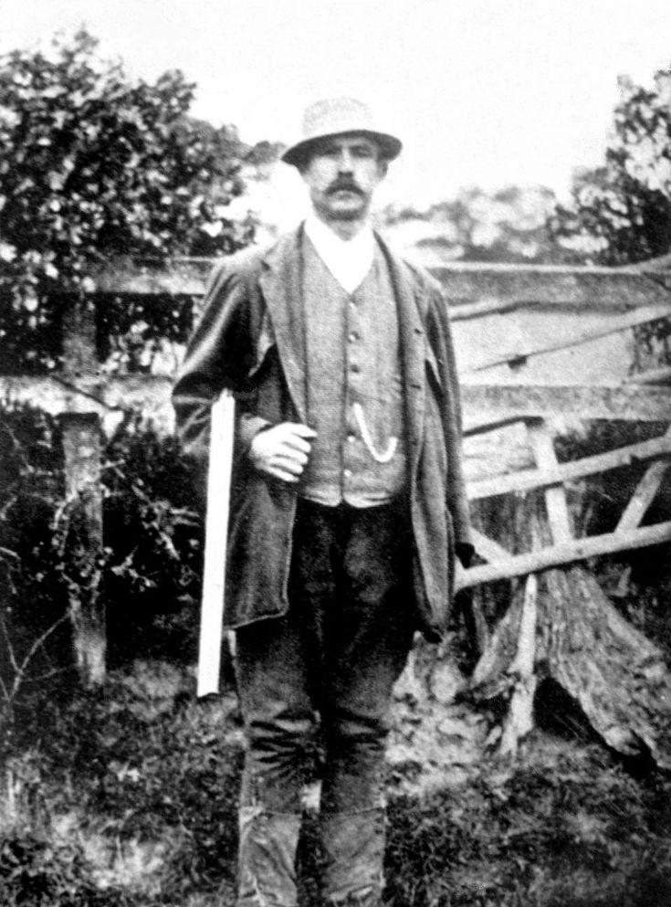 John Cook, gamekeeper at Tilgate