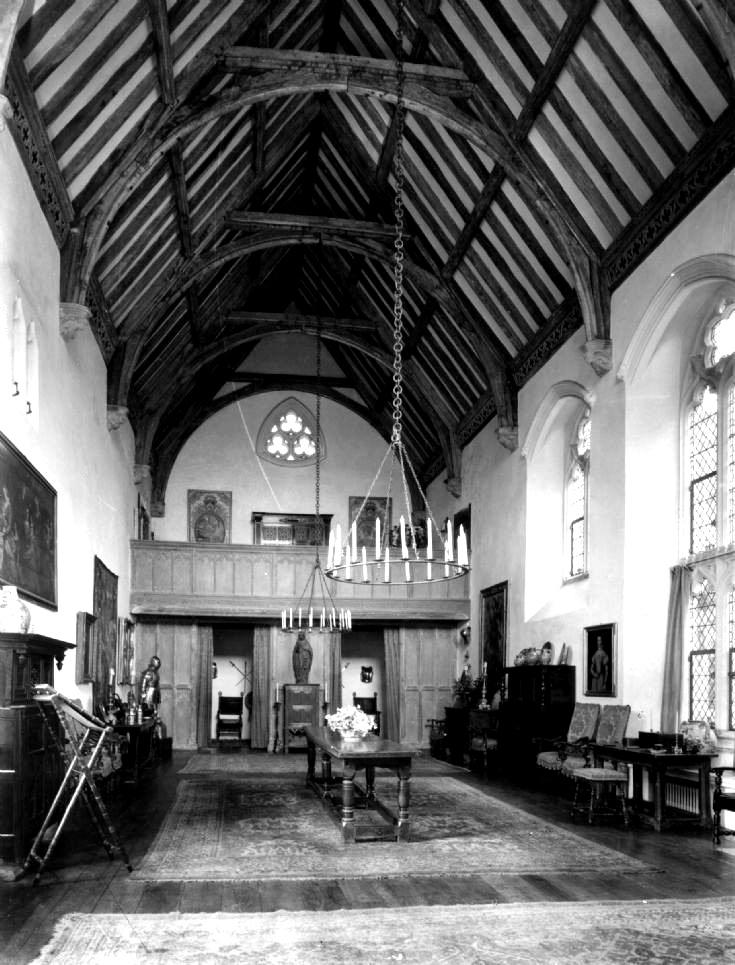 The Great Hall at Nymans