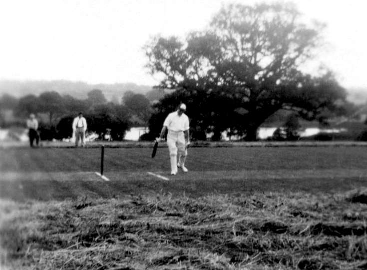 Slaugham cricket ground