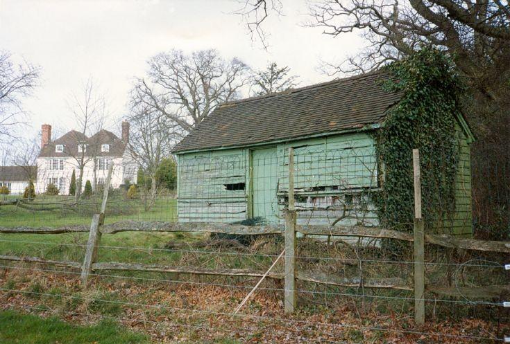 Slaugham cricket pavilion