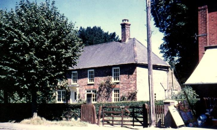 Chodds Farm House