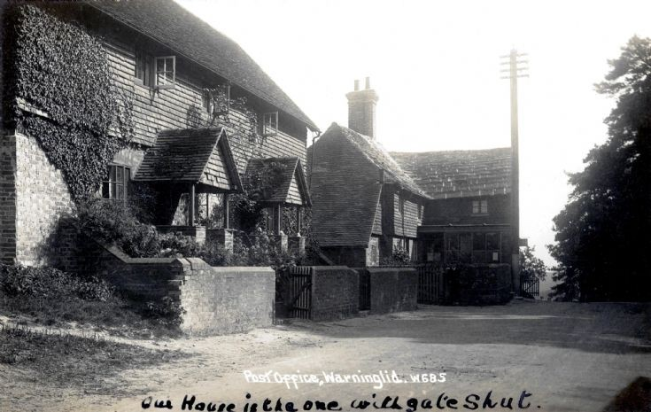 Herrings Cottages, Warninglid