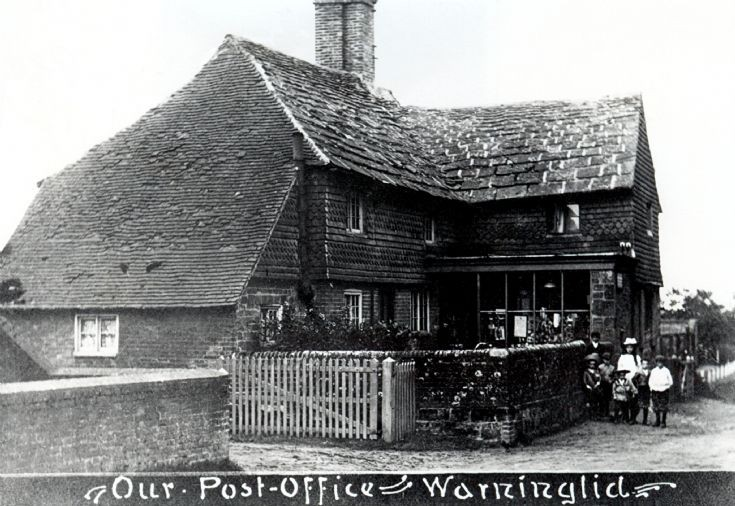 The Post Office, Warninglid