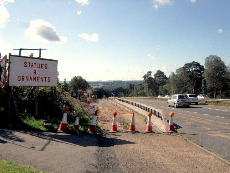 Handcross Hill Road Improvements