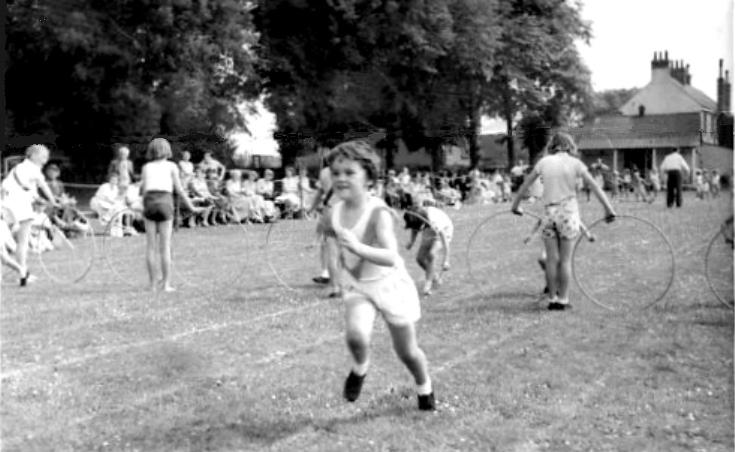 Handcross school sports day