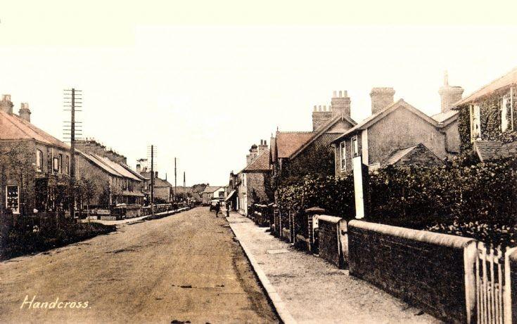 Handcross High Street
