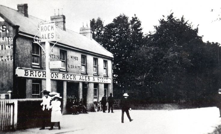 Fountain Inn, Handcross