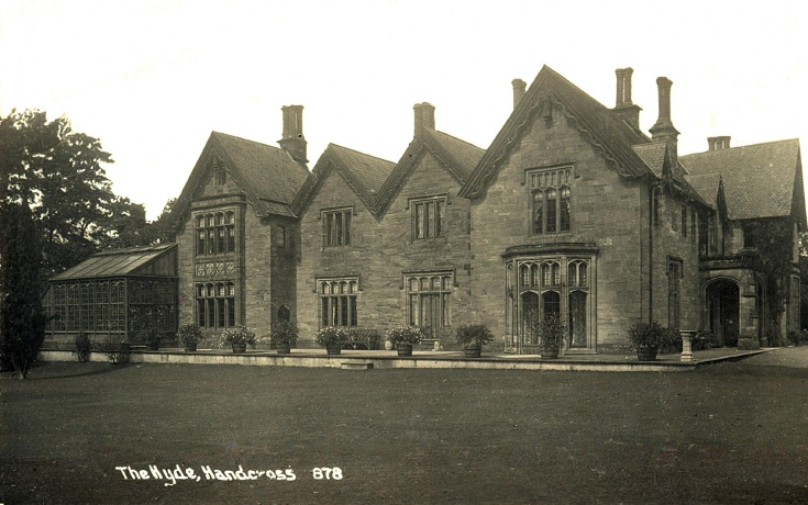 The Hyde house