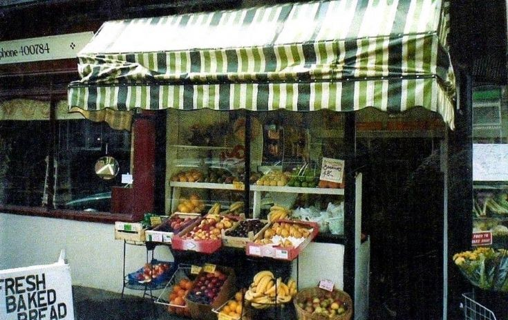 Fruit and Veg shop in Handcross