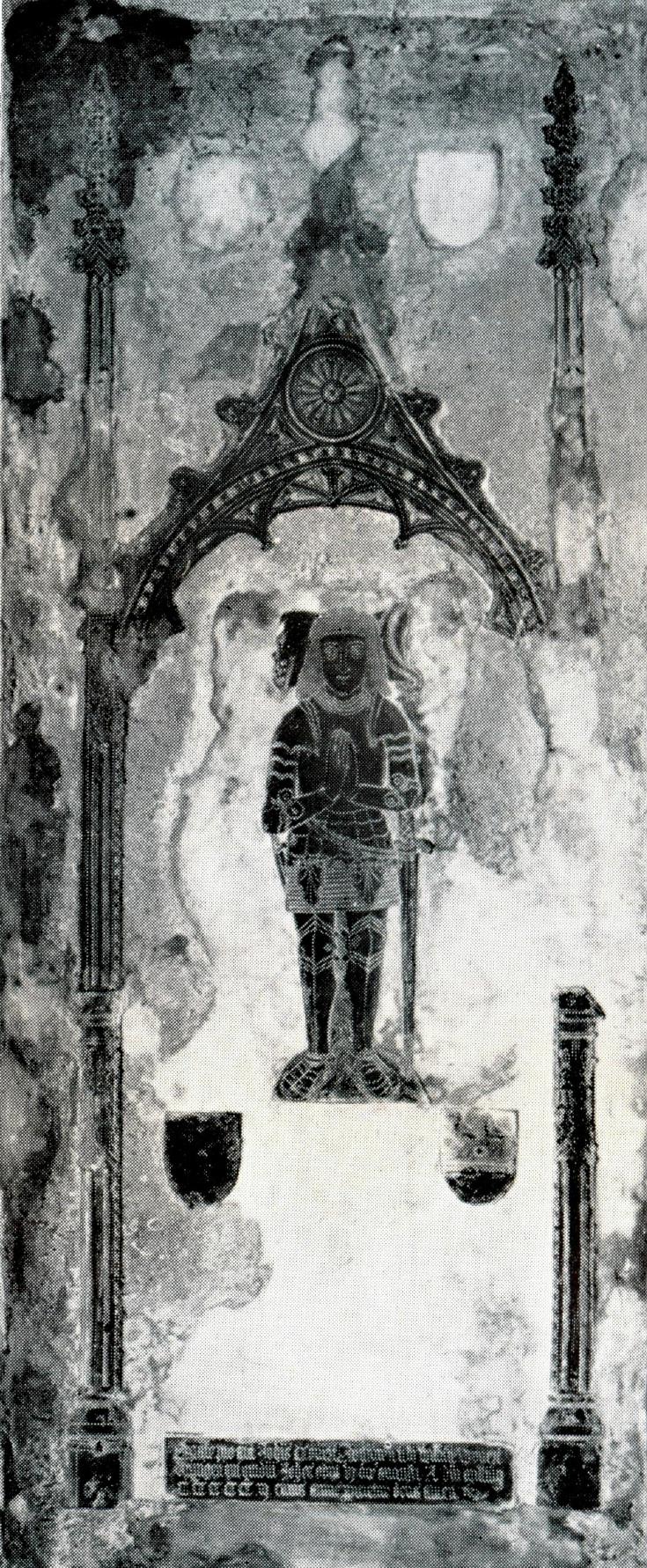 Tomb of John Covert