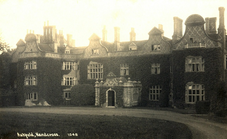 Ashfold house