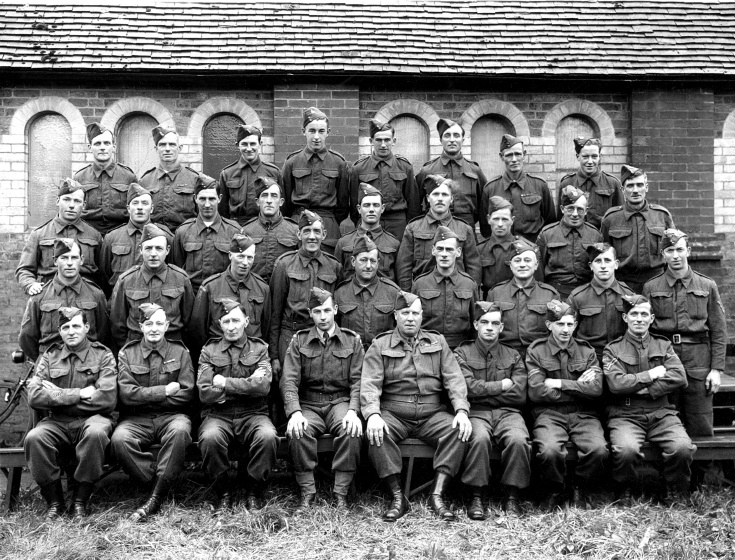 Pease Pottage Home Guard
