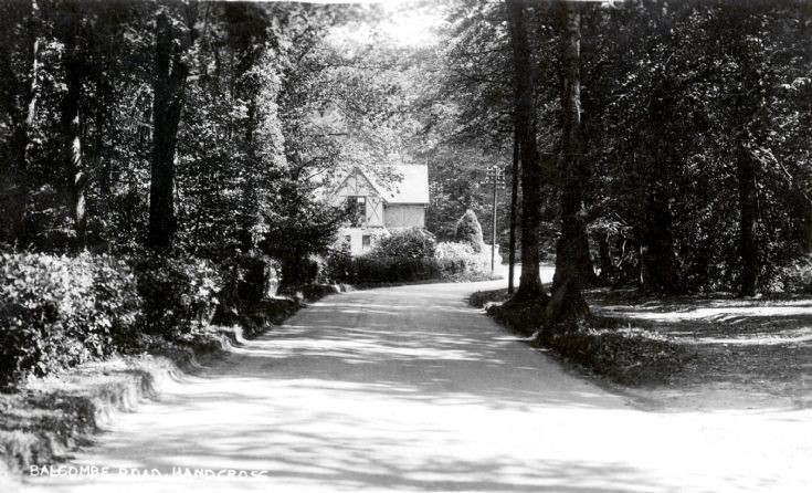Balcombe Lane and East Lodge