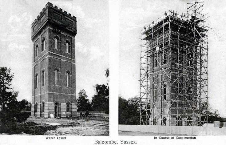 Balcombe Water Tower