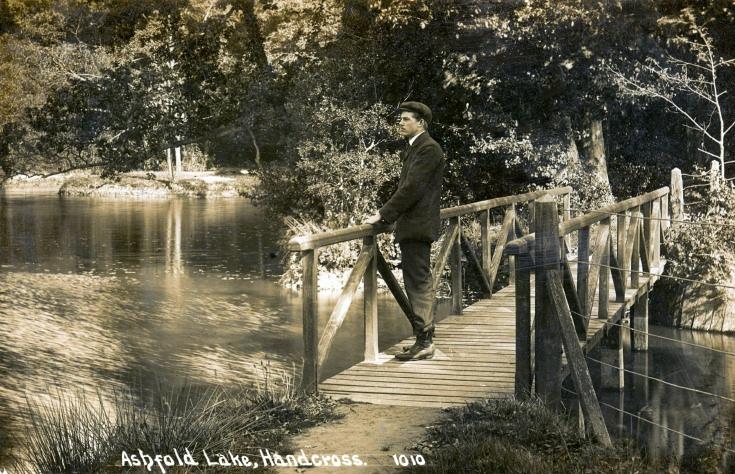 Ashfold lake
