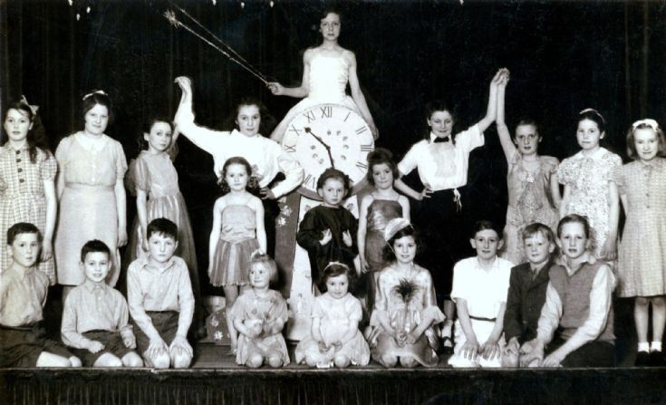 Vera Sutton School of Dancing at the Parish Hall
