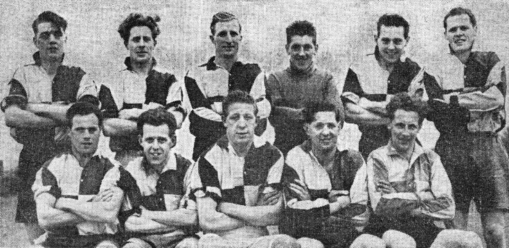 Handcross football team