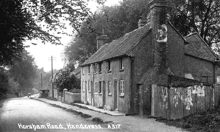 The Rabbit Hutches, Horsham Road