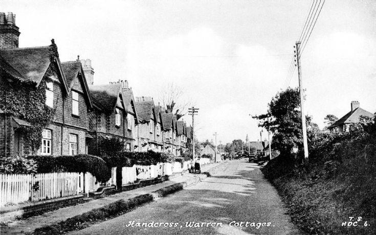 Warren Cottages, Navidale and Chantonbury