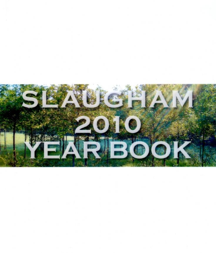 Slaugham 2010 Year Book with map and index