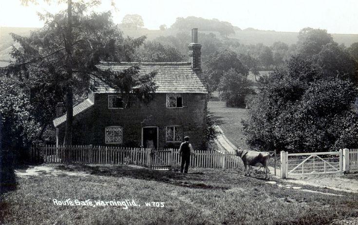 Riflemans Cottage, Warninglid