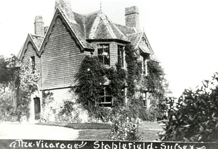Staplefield Vicarage