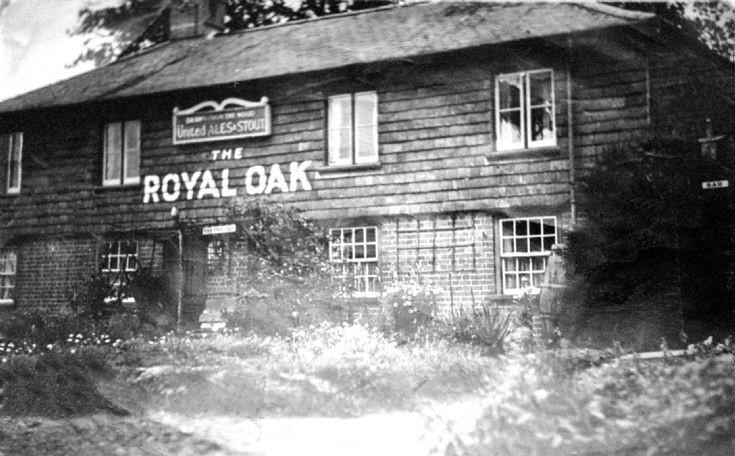 Royal Oak in Handcross