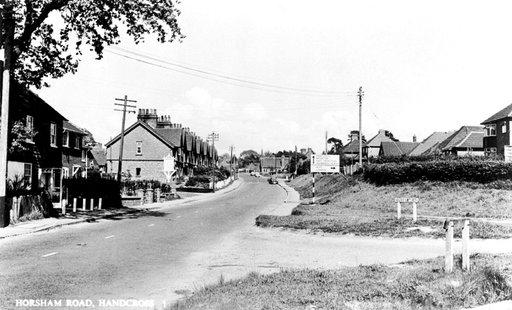 Horsham Road, Handcross