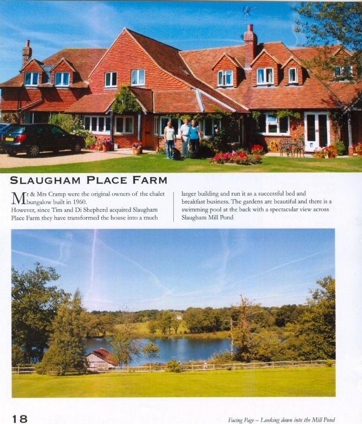Slaugham Place Farm