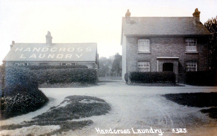 Handcross Laundry, Brighton Road