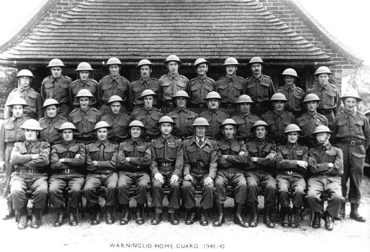 Warninglid Home Guard 1940-45
