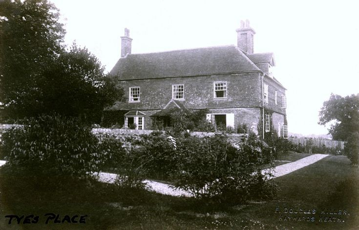 Tyes Place, Staplefield
