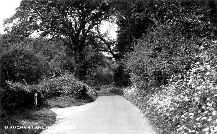 Coos Lane, Handcross