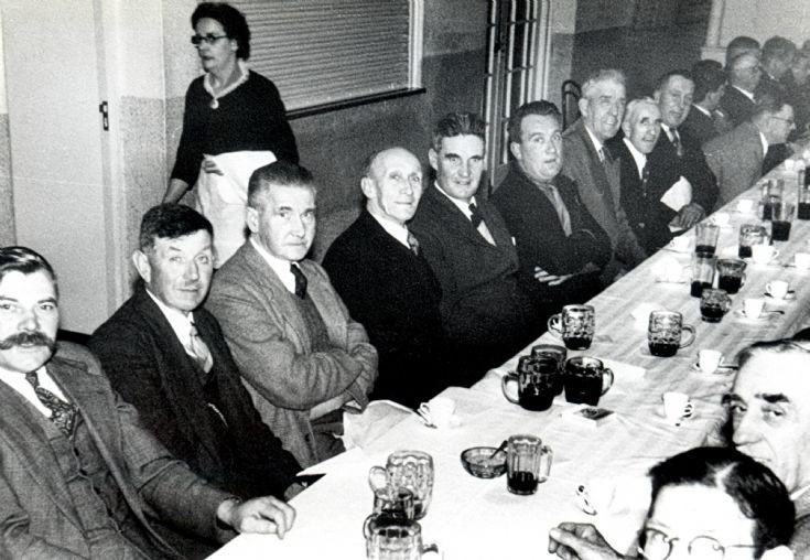 Handcross British Legion dinner