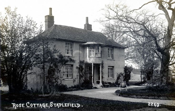 Rose Cottage, Staplefield