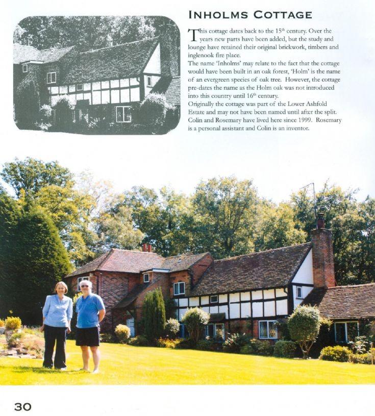 Inholms Cottage, Slaugham