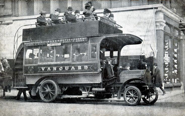 Vanguard omnibus accident 1906