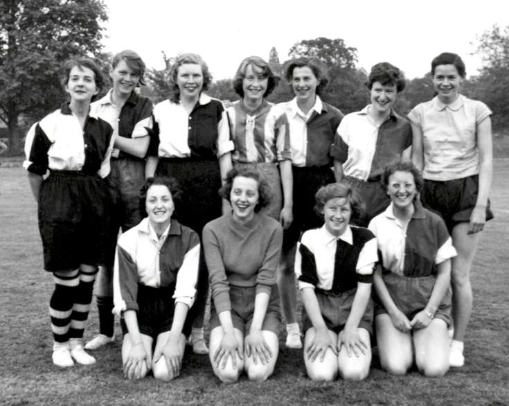 Staplefield Ladies Football Team